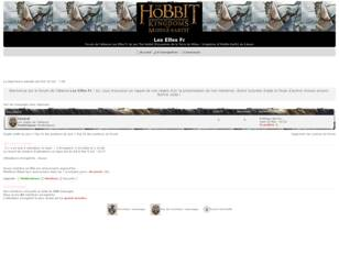 Forum Les Elfes Fr The Hobbit
