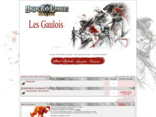 Guilde les Gaulois Order and chaos