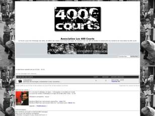 Association Les 400 Courts