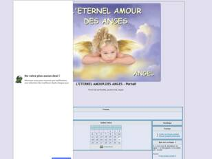L'ETERNEL AMOUR DES ANGES