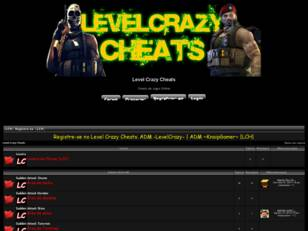 Level Crazy Cheats