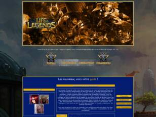 Life of Legends - RP League of Legends