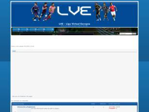 LVE - Liga Virtual Europea
