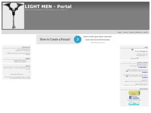 Free forum : LIGHT MEN