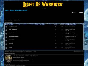Forum gratis : Light Of Warriors