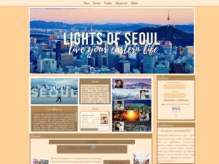 Lights of Seoul