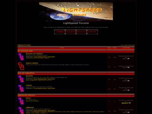 free forum : Lightspeed Forums