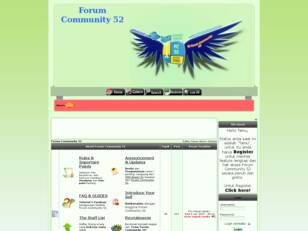 Forum Community 52 - Share | Learn | and More