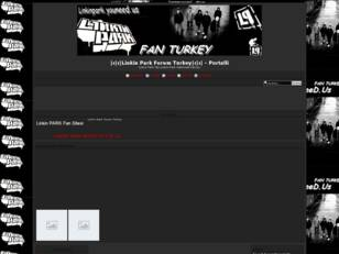 ı|| Linkin Park Forum Turkey ||ı
