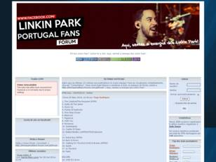 Forum gratis : Linkin Park Portugal Fans