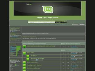 greek linux mint forum