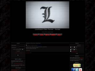 LionHeart Clan Forum