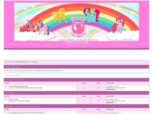 MyLittlePony Fan-World