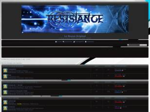 Resistance serveur gratuit World of Warcraft 3.3.5a