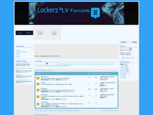 Lockerz forums