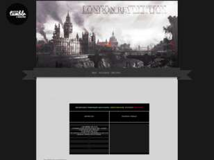 London Revolution RPG