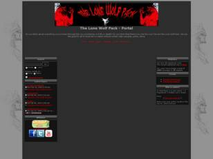 The Lone Wolf Pack Home Page