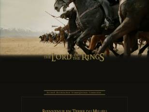The Lord Of The Rings RPG