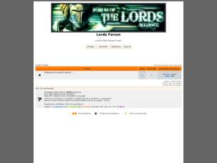 Lords Forum