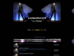 Lorieenforce34 - La Version 2