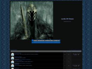 Forum gratis : Lords Of Chaos