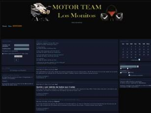 Los Monitos Motor Team