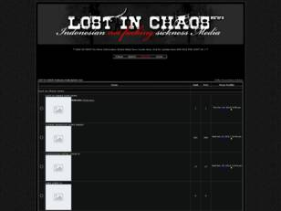 LOST IN CHAOS Mediazine Daily Update New