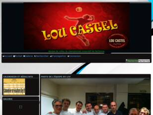LOU CASTEL VOLLEY