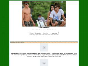 creer un forum : Love-Zanessa