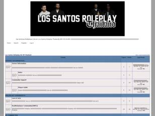 Free forum : Los Santos Roleplay SA-MP Thailand