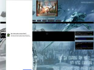 Voici le forum de l'alliance ~Stargate-1~