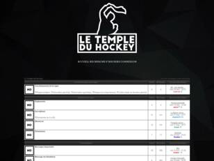 Le Temple du Hockey
