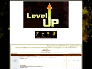 Forum gratis : Guilde Level-Up