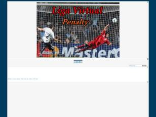 Liga Virtual Penalty Football