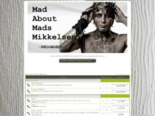 Mad about Mads Mikkelsen - Reloaded