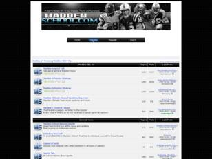 Madden 11 Forums | Madden 2011 Forum