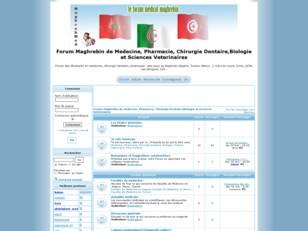 Forum medical maghrebin