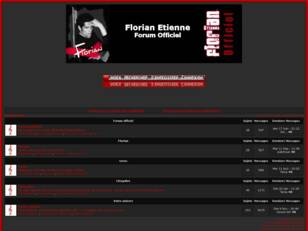 FLORIAN Etienne - Officiel