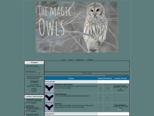 The magic owls