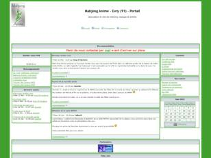 Site officiel de Mahjong Anime - Evry (91)
