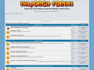 Majorca Forum / Worldwide Travel Forum/ Travel Advice / Mallorca Forum