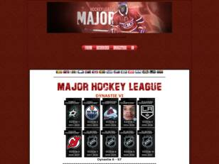 Major Hockey League