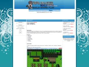 RPG Maker Malaysian Forum Community