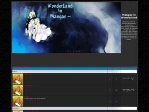 Mangas in Wonderland