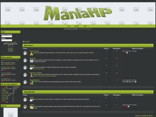 ManiaHP - Downloads e Tutoriais