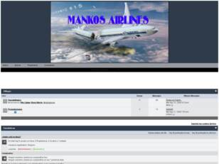 Welcome a Mankos Airlines