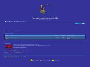 Forum gratis : Pesca come Hobby