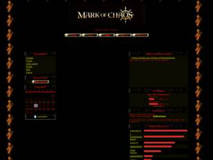 Forum gratis : Mark of Chaos