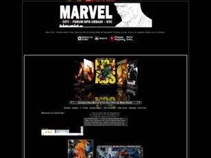 Marvel City