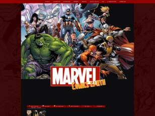 Marvel Comics Earth